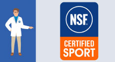 Certified for Sport® Mark
