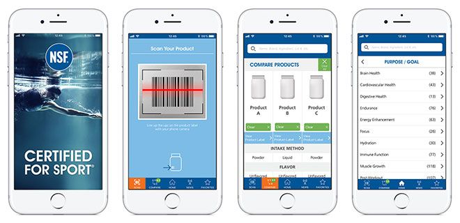 New Certified For Sport App Helps Consumers Find