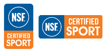 Image result for nsf certified for sport logo